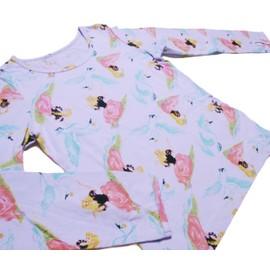 fafa「TEREZIE長袖Tシャツ」(90-women's)