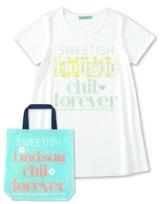 リンジィ「ビーチTシャツ+トートバッグ」